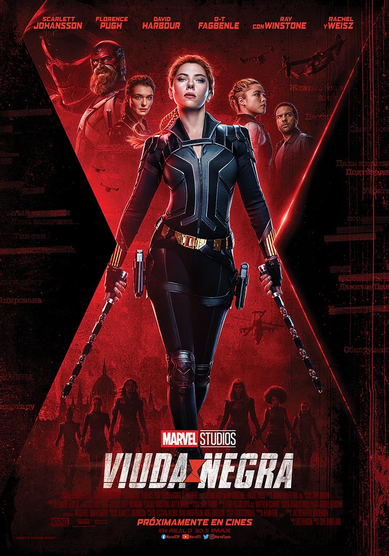 Nuevas imágenes Black Widow